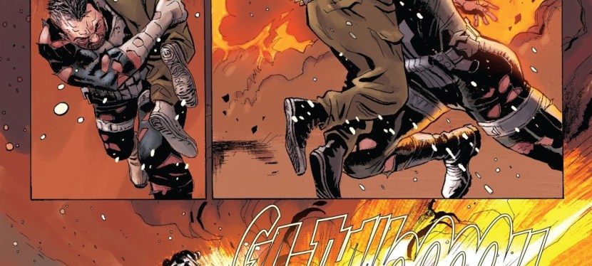 Feat: Punisher, 'Punisher: In The Blood' #5