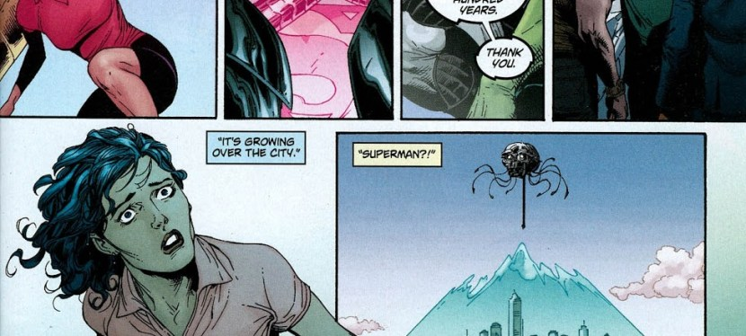 Super Power: Brainiac's 12th Level Intellect Is The Most Advanced Coluan Brain