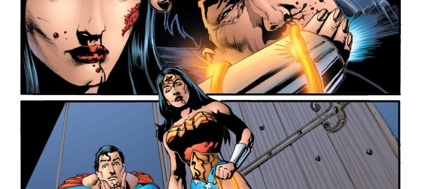 DC Day: In The Events Of 'Superman: Sacrifice', Wonder Woman Kills Maxwell Lord In Cold Blood