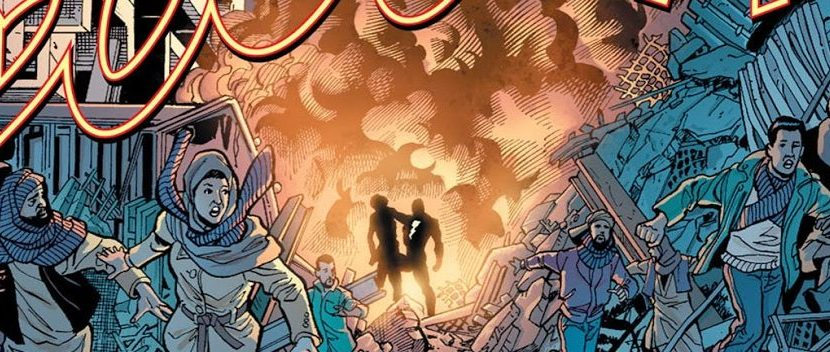 DC Day: It's Official! In His Thirst For Vengeance Against The Third Horseman, Black Adam Became A Genocidal Maniac By Killing Every Man, Woman And Child In Bialya