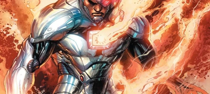 Bio: Cyborg (Victor Stone)