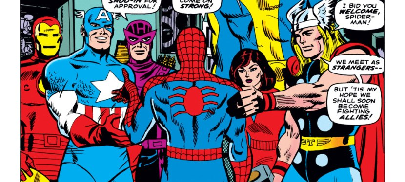 Marvel Day: In A Comedic Adventure, Spider-Man's Luck Strikes Out As The Avengers Attempt To Recruit The Web-Slinger Into The Team