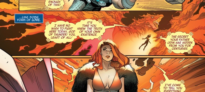 """Marvel Day: In """"Enter The Phoenix"""", The Thunder God Attempts To End Gladiatorial Combat But Becomes The Son Of A Monster With A Devastating Origin Story"""