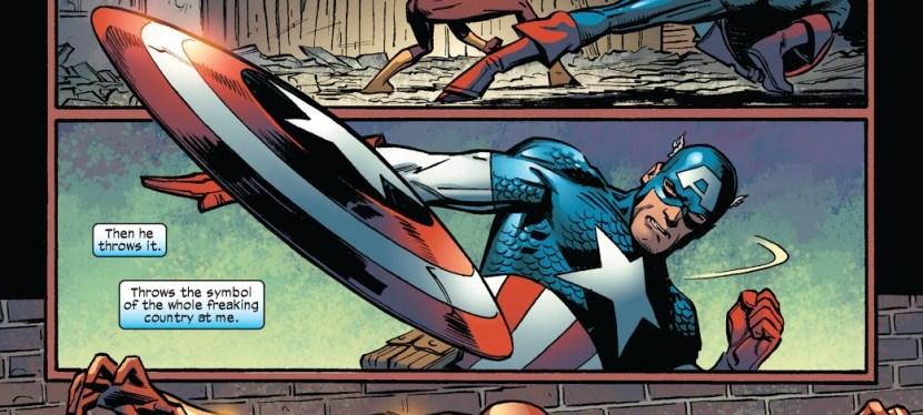 Battles Of The Week: Spider-Man vs Captain America (Hero vs Hero)
