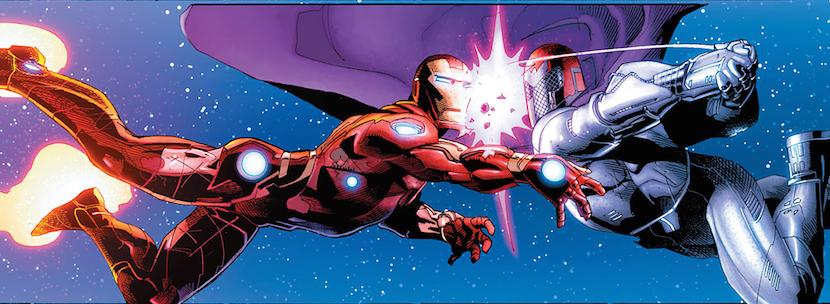 Feat: Magneto, 'AvX: VS' #1