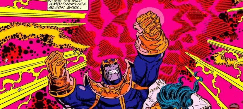 Battles Of The Week: Thanos vs The Cosmic Entities (Villain vs Team)