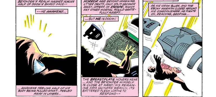 Feat: Doctor Doom, 'Marvel Super Heroes Secret Wars' #10