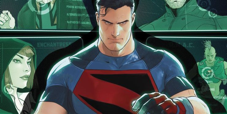 Fan Theory: 'Superman And The Authority' Team-Up On Warworld Sets Up The League Of United Planets
