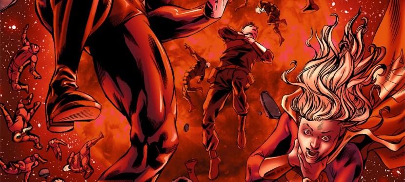 Feat: Lex Luthor, 'Superman: War Of The Supermen' #2