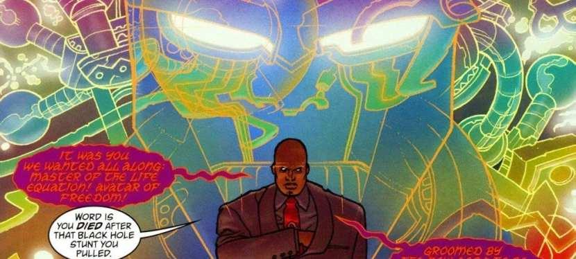Super Power: True Form Darkseid Can Destroy The DC Multiverse