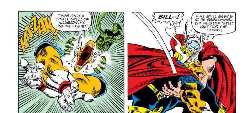 Battle Ranker Competition Round 1: Loki vs Zod