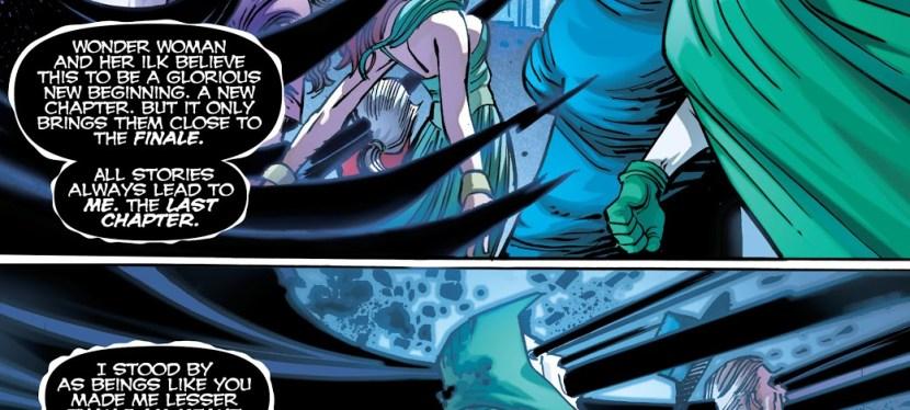 Feat: Darkseid, 'Infinite Frontier' #0