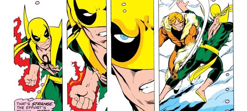 Battles Of The Week: Iron Fist vs Sabretooth (Hero vs Villain)
