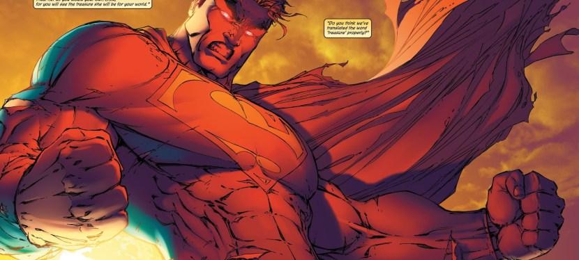 Battle Ranker Competition Round 1: Superman vs Aquaman
