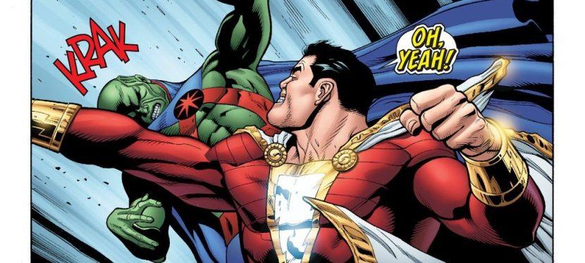 Feat: Shazam, 'Justice League of America' #8