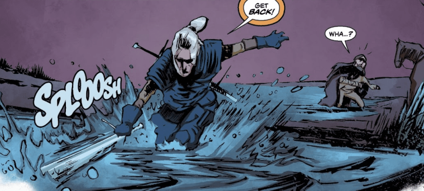 """Dark Horse Day: """"The Witcher: House Of Glass"""" Is The Monster Hunter's First Supernatural Comic Tale Of Horror And Suspense"""