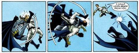 Battle Ranker Competition Round 1: Batman vs Cyclops