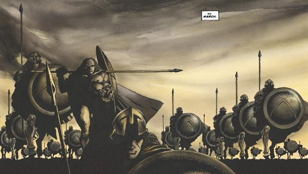 Dark Horse Day: 5 Reasons Why The 300 Taking On The Persian Army Is The Greatest Human Feat