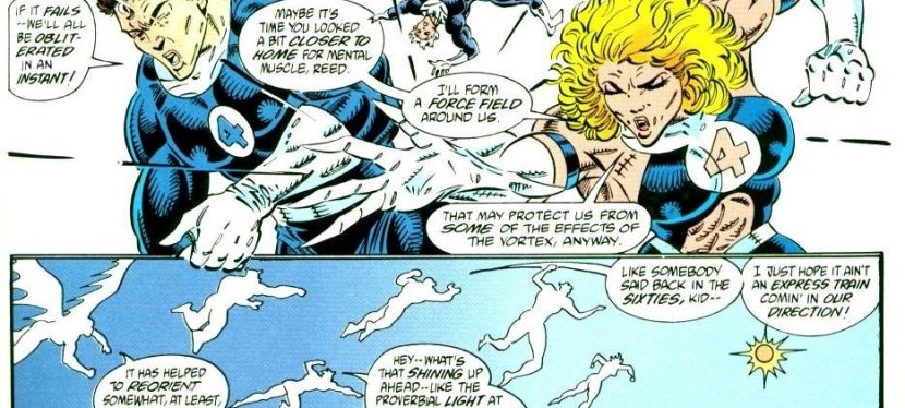 Super Power: 5 Super Powers That Make Invisible Woman Fantastic