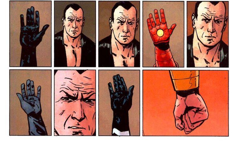 In 'New Avengers: Illuminati' (2006) #1, the Illuminati vote to rocket Hulk to an abandoned planet.