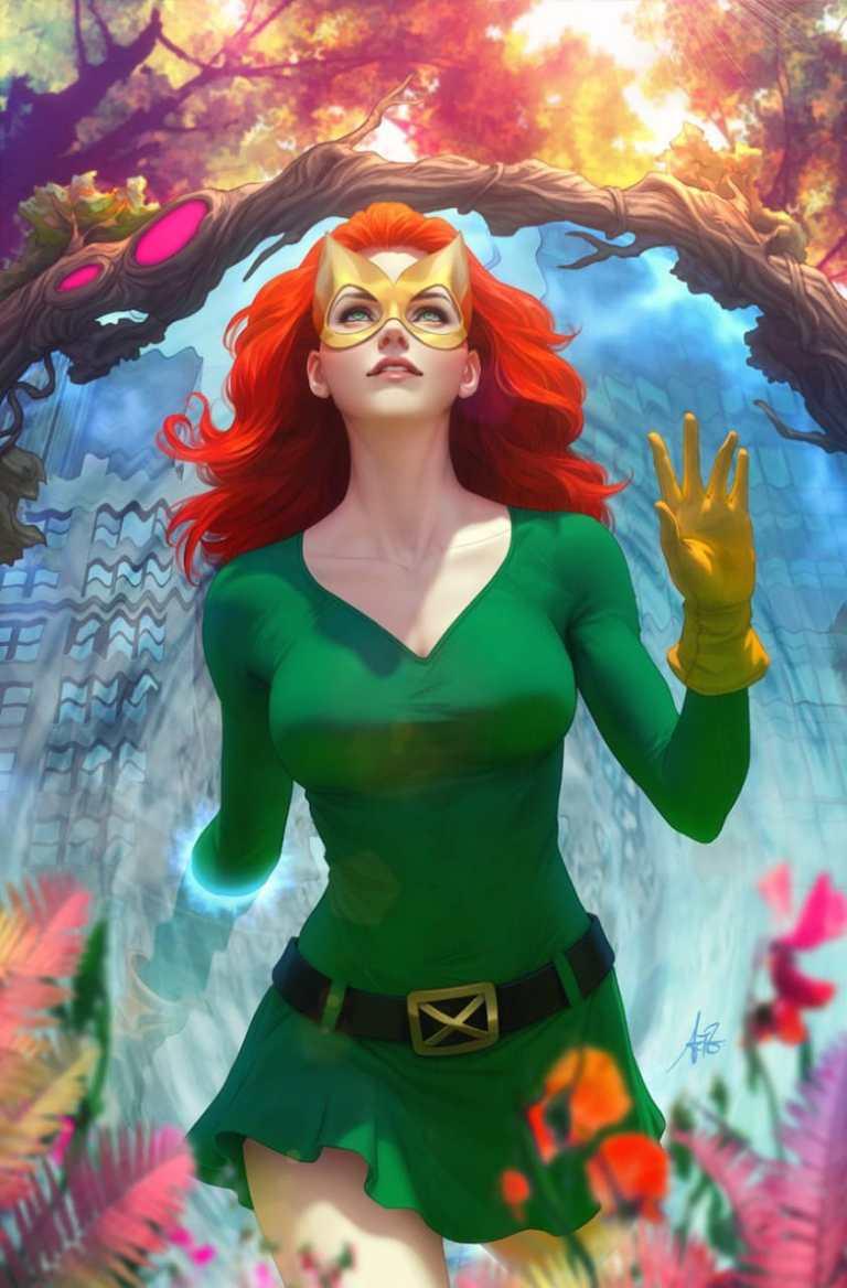 Marvel Girl.