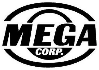mega corp logo