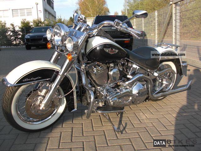 2005 Harley Davidson Heritage Softail Deluxe