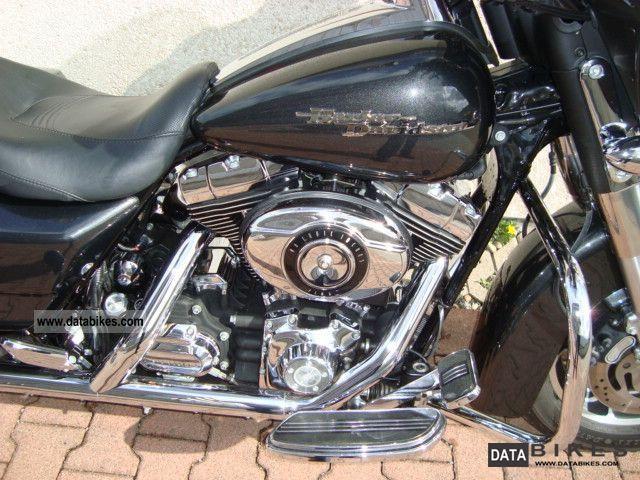 2009 Harley Davidson Street Glide Black Pearl Special Paint