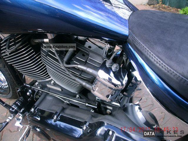 2009 Harley Davidson Flstc Heritage Softail Conversion