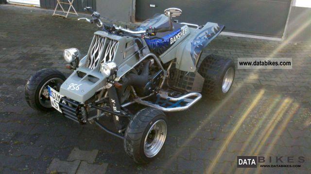 1995 Yamaha Warrior 350