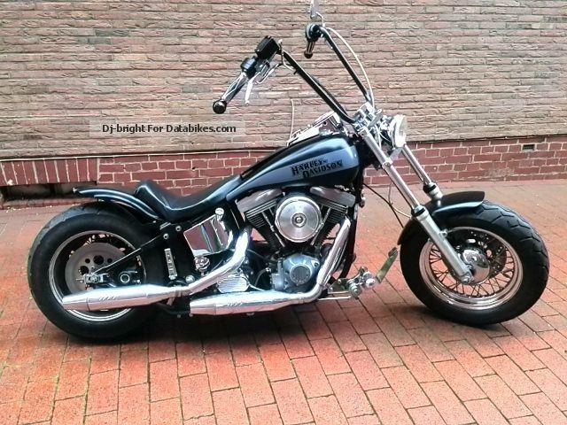 1986 Harley