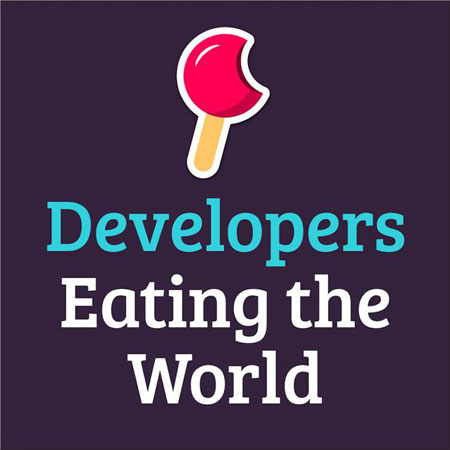 Software developers are eating the world; importance of software developers to data-driven companies.