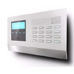 LCD Voice GSM Alarm System