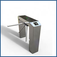 RFID Bidirectional Security Tripod Automatic  Turnstiles with Fee Passage (DTT518102)