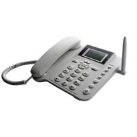 Quad Band GSM Fixed Wireless Phone