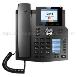 4-Line coloured Screen POE IP Phone (X4)