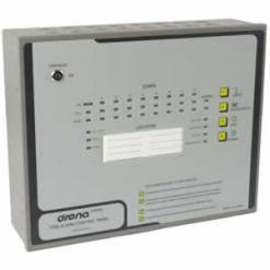 Conventional 8 Zones Fire Alarm control Panel