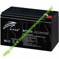 12V/7AH Sealed VRLA UPS Backup  battery