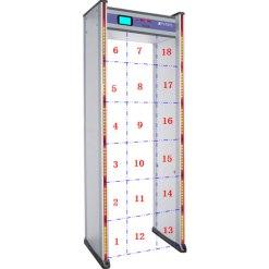 18 Zones Walk through Metal Detector-LCD