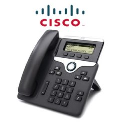 Cisco 1-Line IP Phone 7811-3PCC-K9  with Multiplatform phone firmware