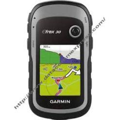 Garmin eTrex® 30 GPS Receiver with 3-Axis Compass