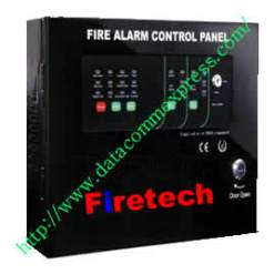 Firetech 2-Zones Conventional Fire Alarm control Panel(FT-CFP2002-2)