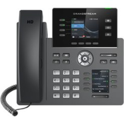 Grandstream GRP2614 Carrier Grade 4-Line IP Phone with WIFI support and PoE