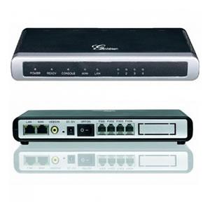 Grandstream GXW4104 -4 Ports Analog VOIP Gateway