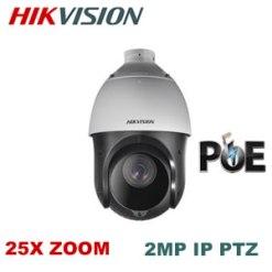 Hikvision DS-2DE4225IW-DE | 2MP 25X Network IR PTZ Camera