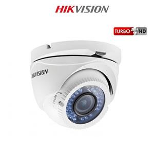 Hikvision DS-2CE56DOT-VFIR3 | HD1080P 2MP Outodoor/Indoor Vari-focal 2.8mm-12mm IR Turret Camera