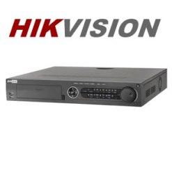 Hikvision DS-7316HUHI-K4/16S 8MP High Def. Hybrid  16 Channels Acusense False Alarm Filtering DVR