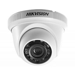 Hikvision DS-2CE56C0T-IRP | Turbo HD720P IR 2.8mm Dome Camera