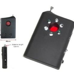 RF/LENS Detector-Anti hidden camera and GSM Bug  detector