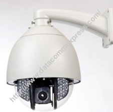 7″ Infrared Constant Speed Dome Camera